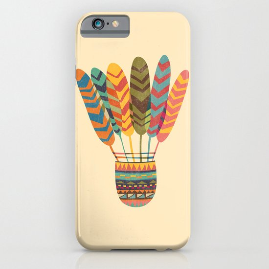 Rustic shuttlecock iPhone & iPod Case
