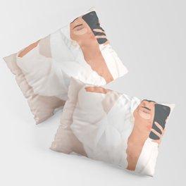 Morning Selfie Pillow Sham