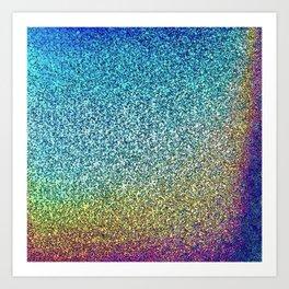 HoloGrains Art Print