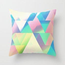Clarity 3 Throw Pillow