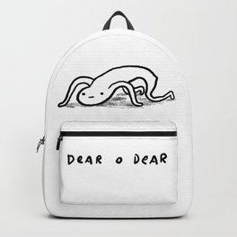 Honest Blob - Dear O Dear Backpack