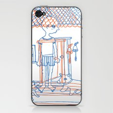 Luka and the Fire of Life iPhone & iPod Skin
