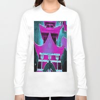 tokyo Long Sleeve T-shirts featuring Tokyo by Brittany Bennett