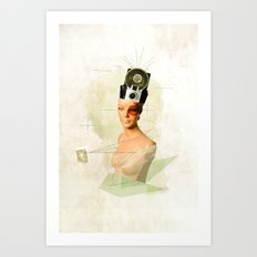 Photographic Memory Art Print