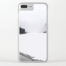 Field Clear iPhone Case