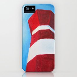 Hilton Head Island Lighthouse iPhone Case