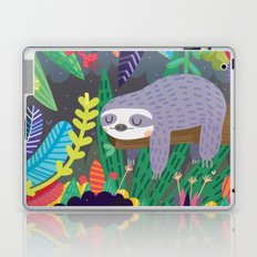 Sloth in nature Laptop & iPad Skin