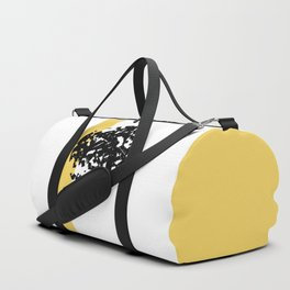 Abstract Moon #society6 #abstractart Duffle Bag