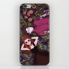 Hades' Holiday iPhone & iPod Skin