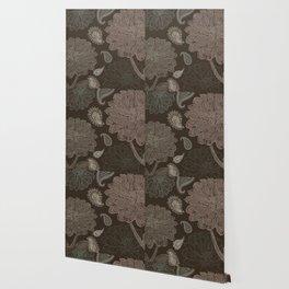 Cocoa Paisley III Wallpaper