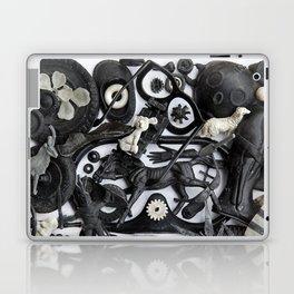 Black&White Laptop & iPad Skin