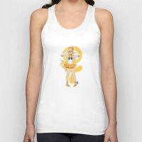 sailor venus Tank Tops featuring Sailor Venus by Puck