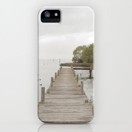 Jetty iPhone Case