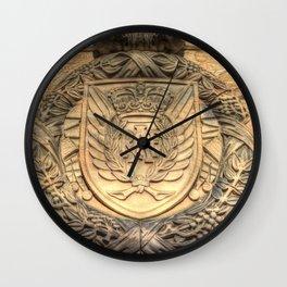 Royal Airforce Insignia Wall Clock
