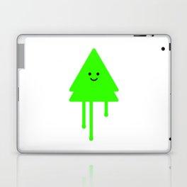 Happy Xmas Tree Laptop & iPad Skin