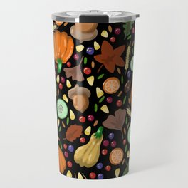 Thanksgiving #4 Travel Mug