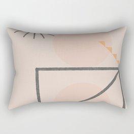stairway to the sun Rectangular Pillow