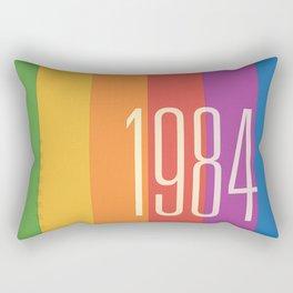 1984 (v) Rectangular Pillow