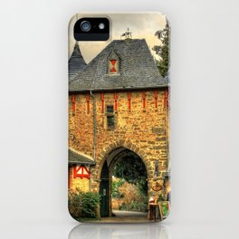 Spectacular Famous Hohenzollern Castle Heidelberg Baden Wurttemberg Germany Europe Ultra HD iPhone Case