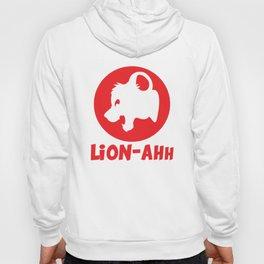 Lion-ahh Hoody