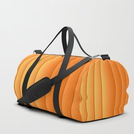 Bland Pumpkin Duffle Bag