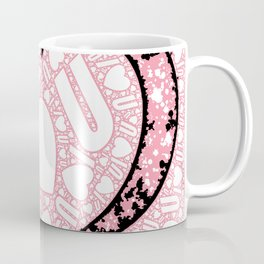 i love u Coffee Mug