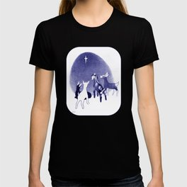 Christmas in the Stable T-shirt