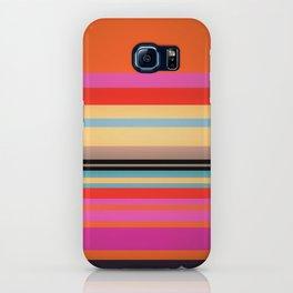 Sunset Stripes iPhone Case