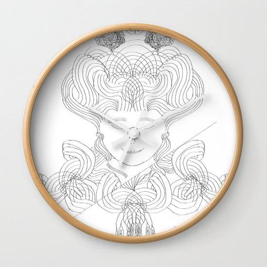 The Idea  Wall Clock