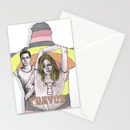 Trevor Stationery Cards