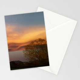Sculpted Sky Stationery Cards