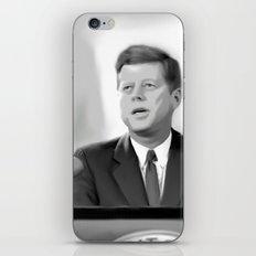 JFK iPhone & iPod Skin