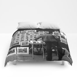 The seeker of photos Comforters
