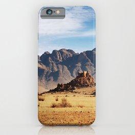 Namib Desert, Namibia iPhone Case