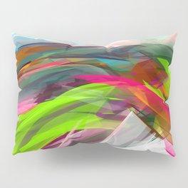 Summer Wave Pillow Sham