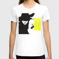 wicked T-shirts featuring Wicked by Laura