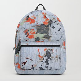 Peeling paint Textures 20 Backpack