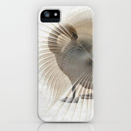 elegance and concentration iPhone Case