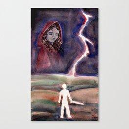 The Great Minimum Canvas Print