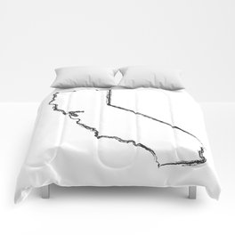 California State Comforters