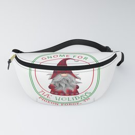 Gnome for the Holidays, Pigeon Forge, Tennessee Fanny Pack