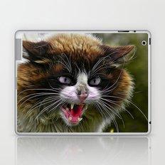 Vampire Kitty! Laptop & iPad Skin