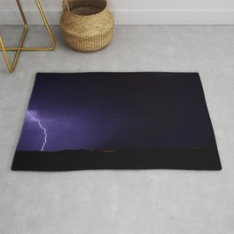 Lightning Strikes - II Rug