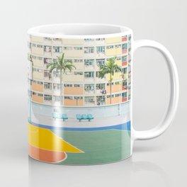 BASKETBALL COURT Coffee Mug