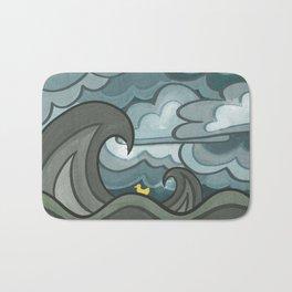 Ducky's Travels: Storm Bath Mat