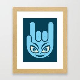 Maloik Framed Art Print