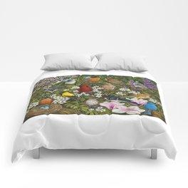 Garden Birds Comforters