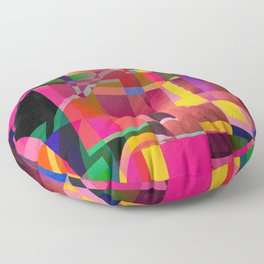 simulated experience Floor Pillow