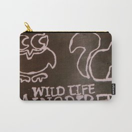 WILD LIFE INSPIRED  BY JAM Carry-All Pouch