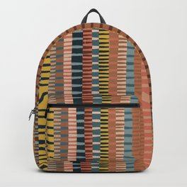 Mix of Stripes #1 Backpack